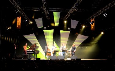 contour für die Jazz-Meister in Moers