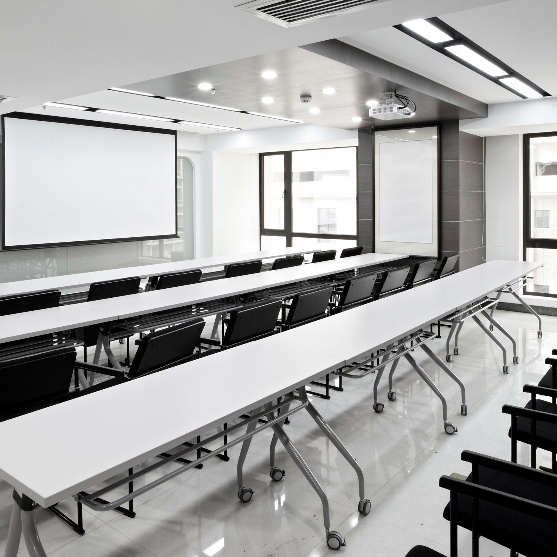 Seminarraum (Foto: Shure)
