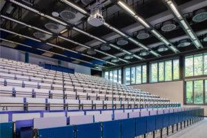 Uni Augsburg setzt auf Epson (Fotos: Epson)