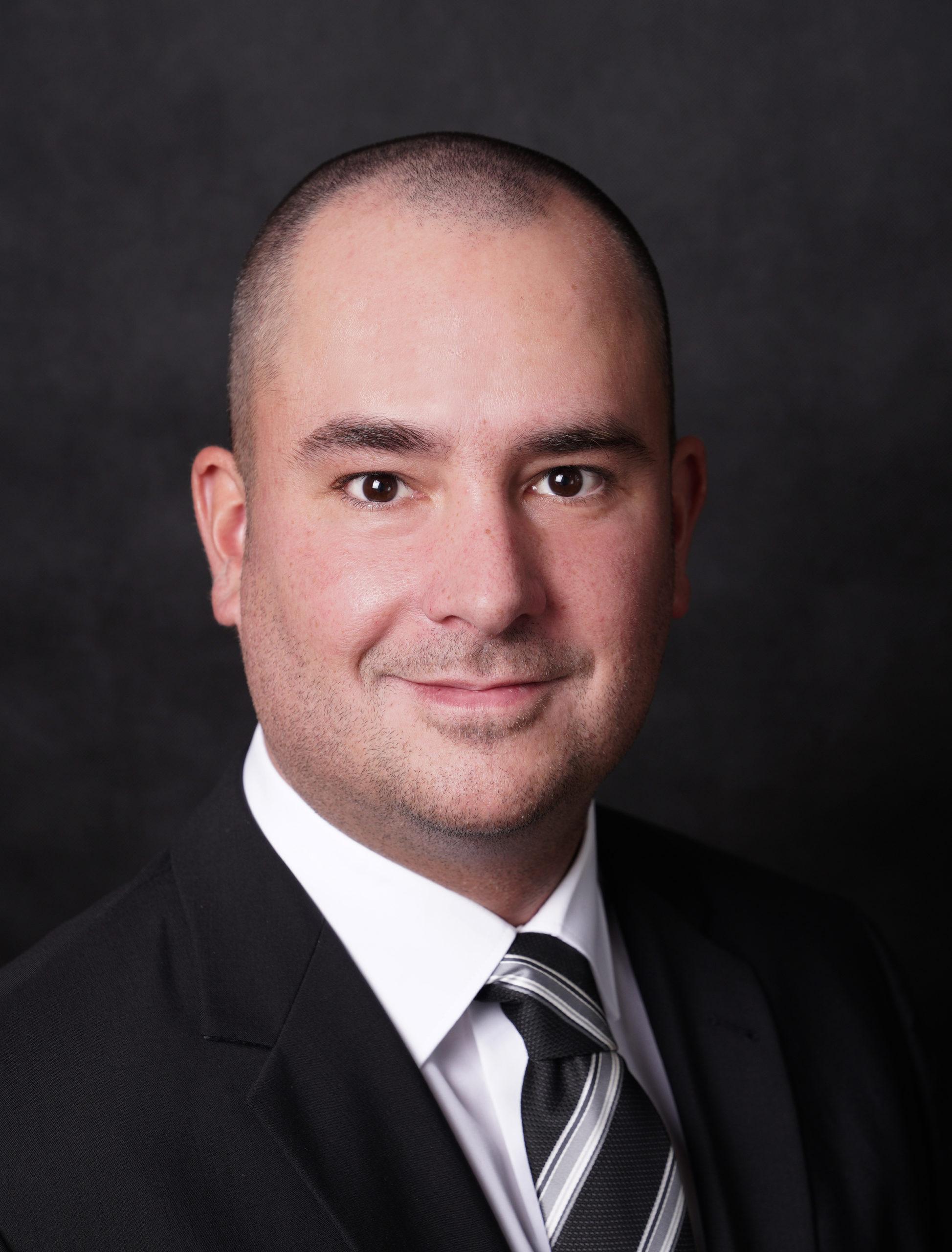 Patrick Konrad (Foto: LG Electronics)