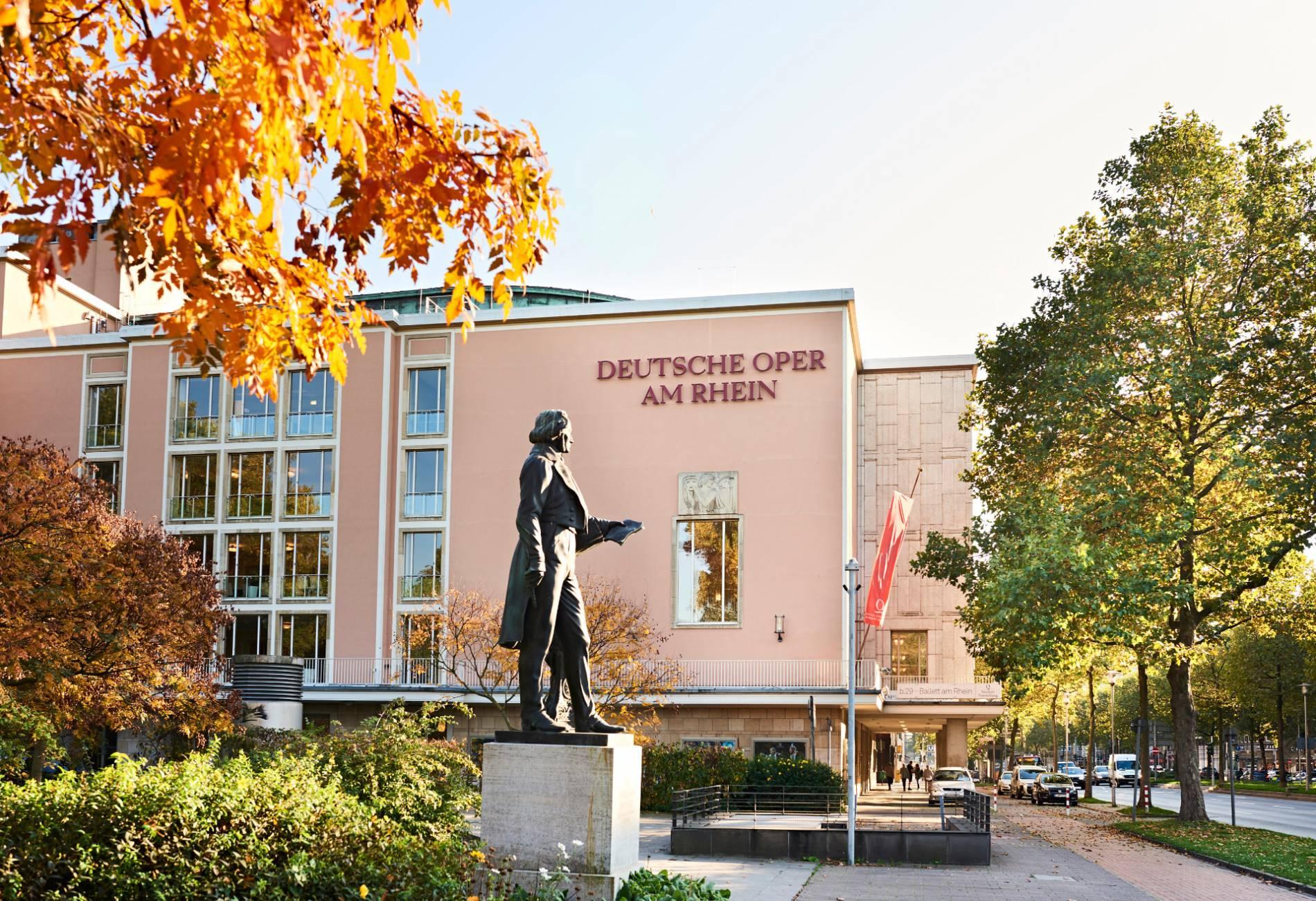Deutsche Oper Düsseldorf (Foto: Jens Wegener)