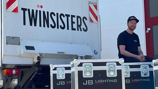 Twinsisters investiert in JB-Lighting (Fotos: JB-Lighting)
