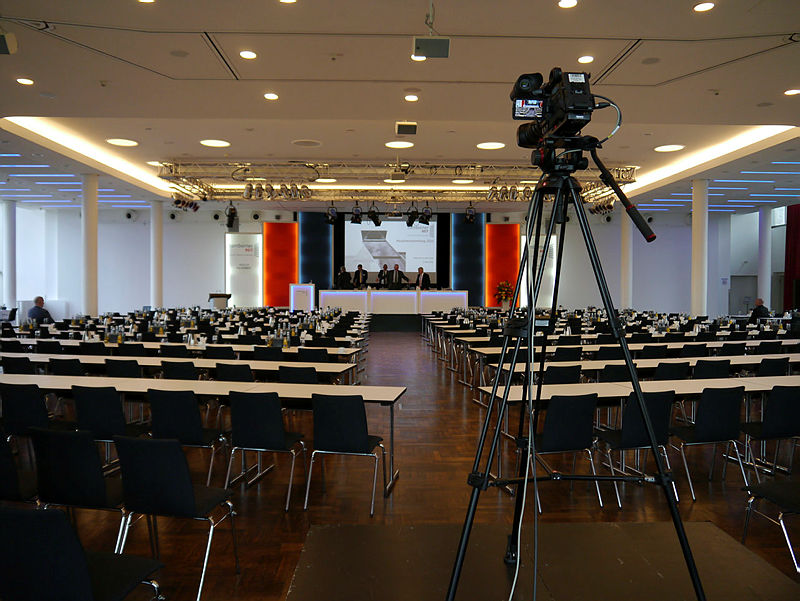 Stadthalle Mülheim (Foto: Jenny C. Otto/MST/G+B)