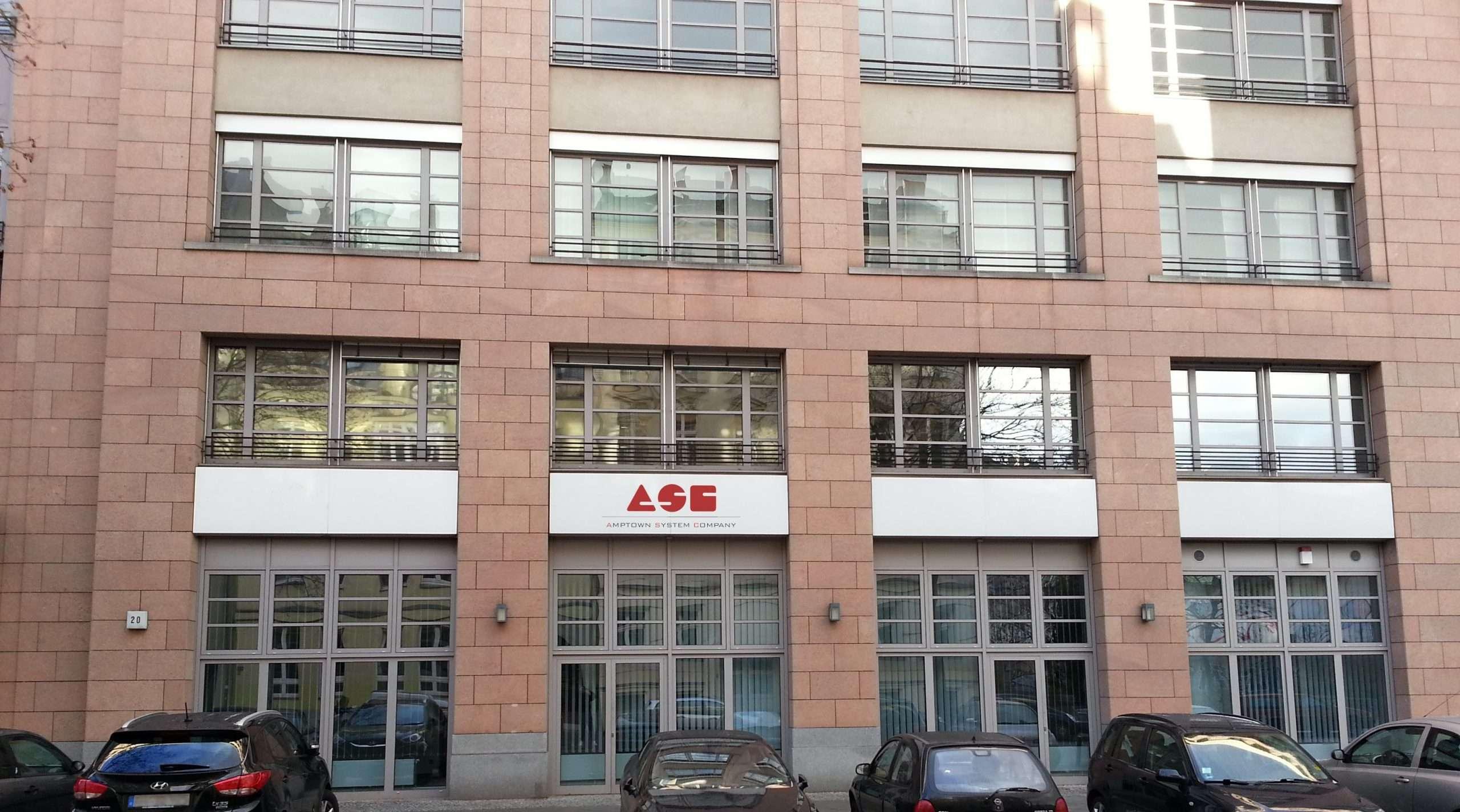ASC Berlin Außenansicht (Foto: ASC)