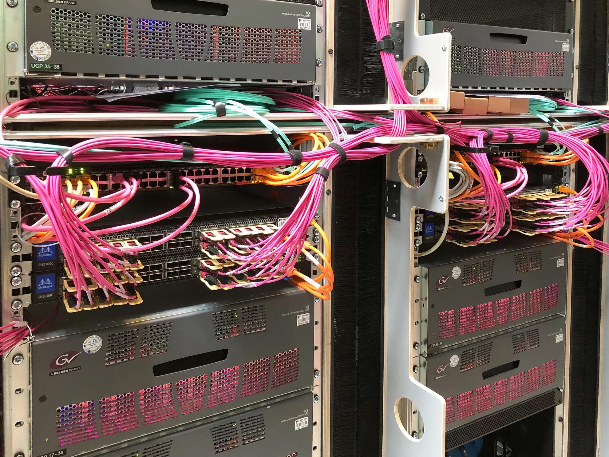 MPE Rack (Foto: Logic media solutions)