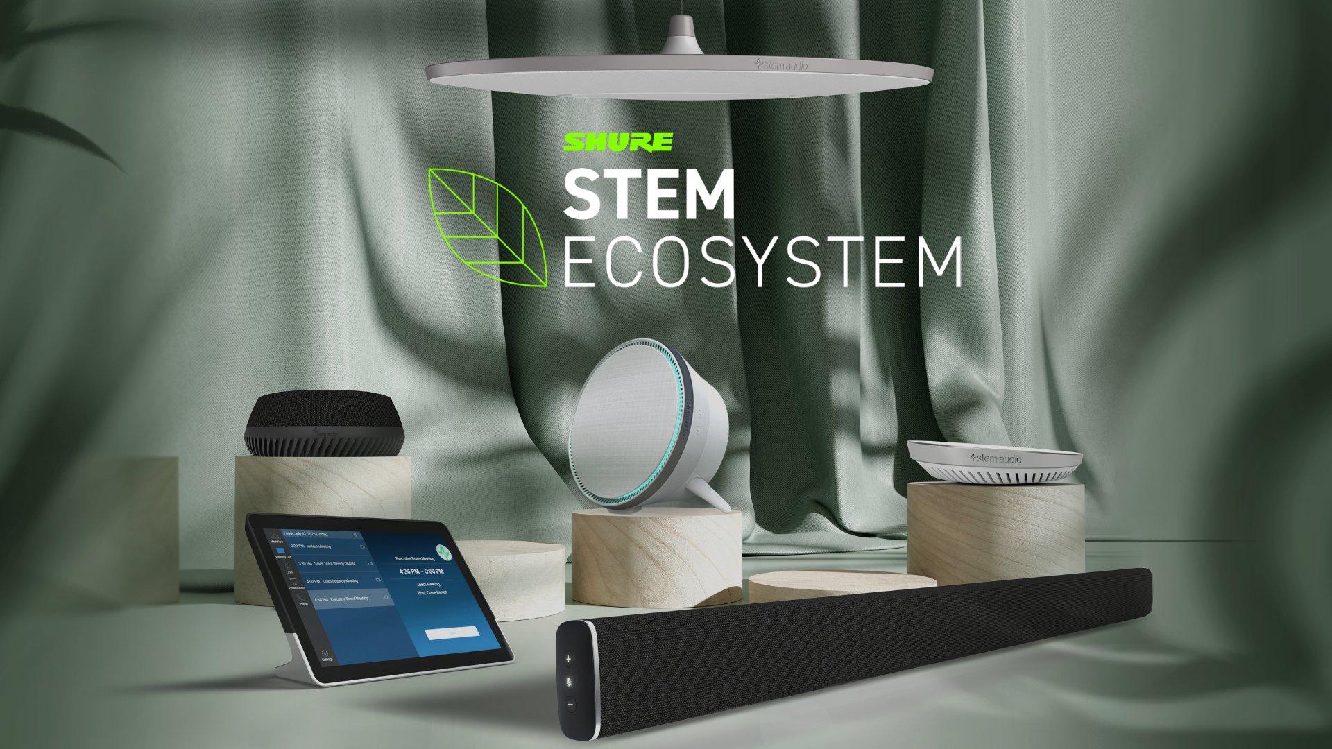 Stem Ecosystem (Foto: Shure)