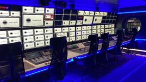 UHD/HDR Übertragungswagen Ü10 (Fotos: Studio Berlin)