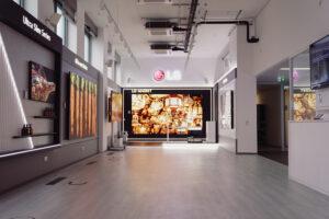 LED Experience Center (Fotos: LG Electronics)